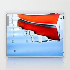Little Orange Boat Laptop & iPad Skin