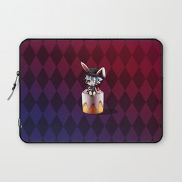 Lapins Cake Laptop Sleeve