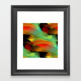 for wallpapers and more -5- Framed Art Print
