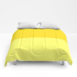 Banana Custard Comforters