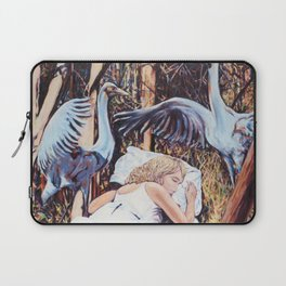 Sleeping Beauty Laptop Sleeve