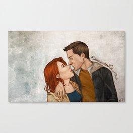 Remember Us Canvas Print