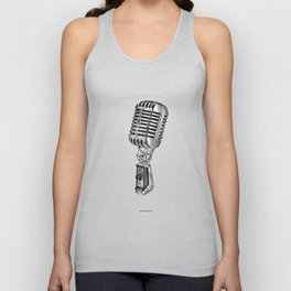 Spoken words Unisex Tank Top