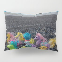 My Little Sea Ponies in Patagonia Pillow Sham