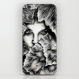 Veiled Shadow iPhone Skin