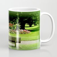 relax Mugs featuring Relax by Chris' Landscape Images & Designs