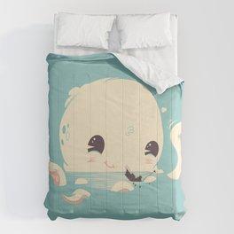 Adorable Octopus Battle Comforters