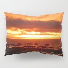 Skies of Fury at Sunset Pillow Sham