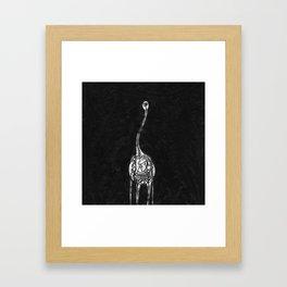 LOVE YOUR INSIDES Framed Art Print