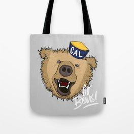 Go Bears! Tote Bag