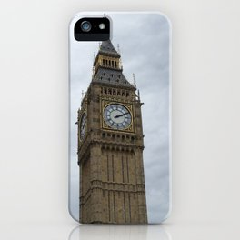 Elizabeth Tower (Big Ben Clock Tower) iPhone Case