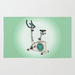 Exercise bike Rug