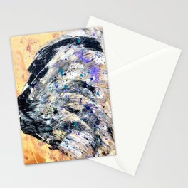 PROTECTED by ANGELS WATCHING OVER Stationery Cards