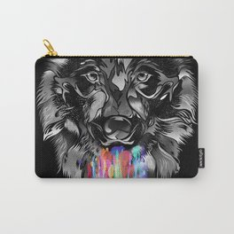 WILD WOLF Carry-All Pouch