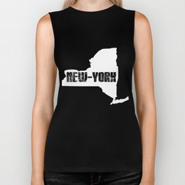 Vintage New York Native New York Lover  Biker Tank