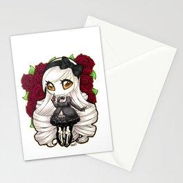 Skeletal Lolitha Stationery Cards