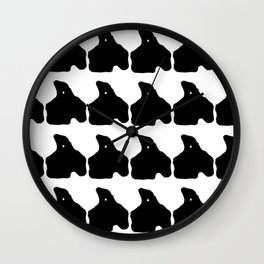 Kiko Chair Wall Clock