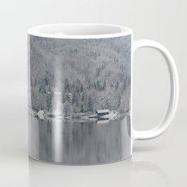 Church At Lake Bohinj Coffee Mug