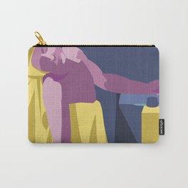 Death of a Marat Pop Art Carry-All Pouch