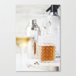 Vermouth with class Canvas Print