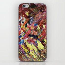 Abstract DH 002 iPhone Skin