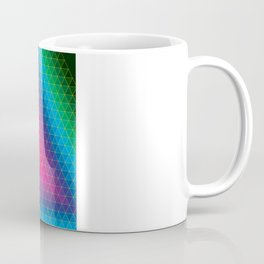 Triangle Of Life Coffee Mug