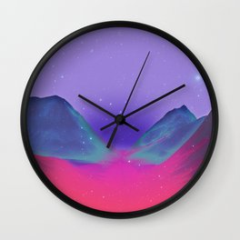 SPACES Wall Clock