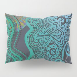 Intergalactic Mosaic Pillow Sham