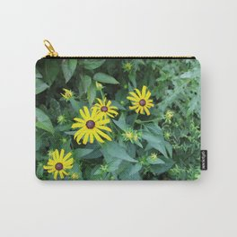 Black-eyed Susan flowers Carry-All Pouch