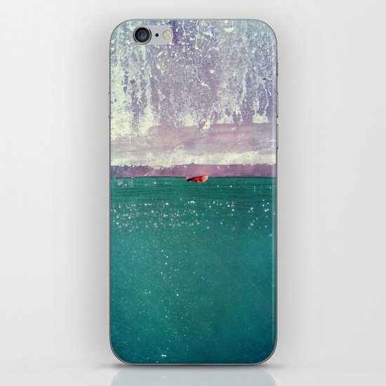 acqua iPhone & iPod Skin