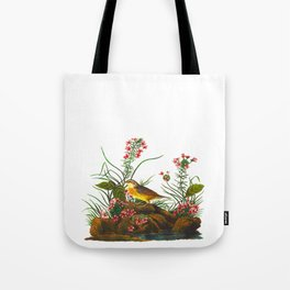 Yellow-winged Sparrow Tote Bag