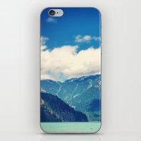 diablo iPhone & iPod Skins featuring Diablo Lake by SarahS