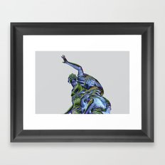 Goddess of Versailles Framed Art Print