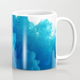 blue cloud Coffee Mug