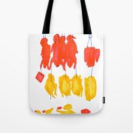 Crispy Duck Tote Bag
