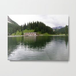 A Peaceful Place Metal Print