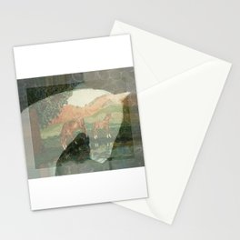 """Horses"" Stationery Cards"