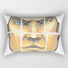 Borderlands - Handome Jack Rectangular Pillow
