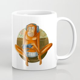 Monkey play Coffee Mug