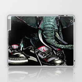 SNEAKER ELEPHANT Laptop & iPad Skin