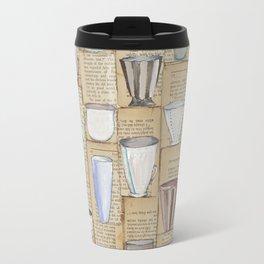 I Don't Drink Tea Travel Mug