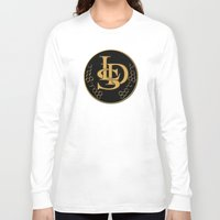 lsd Long Sleeve T-shirts featuring LSD by PsychoBudgie