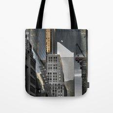 New york / Buildings Tote Bag