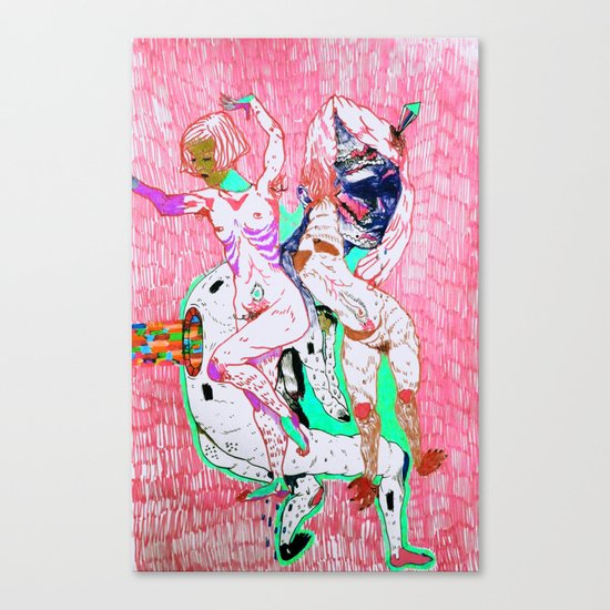 citralopram Canvas Print