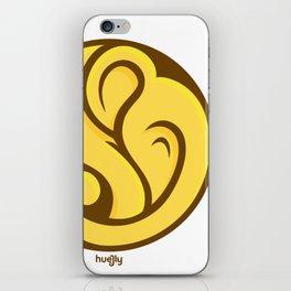 Huejly Spherically Elephant iPhone Skin