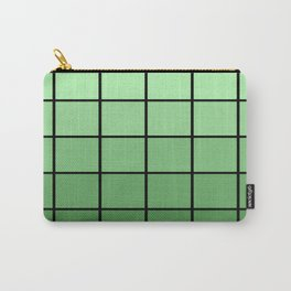 Faded Green Carry-All Pouch