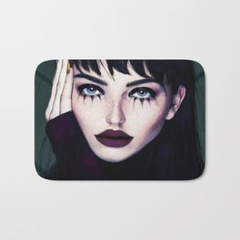 Samay the witch Bath Mat