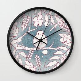 Tennis Borb Wall Clock