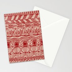 Cranberries and Cream Stationery Cards