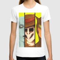 watchmen T-shirts featuring Watchmen de Alan Moore by La Milana Bonita